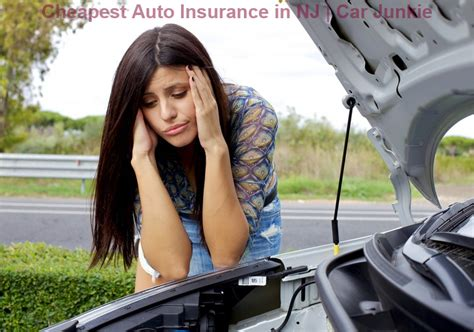 Cheapest Auto Insurance in NJ (New Jersey)   Best Rate