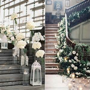 Banister Garland Wedding Ideas 19 Beautiful Ways To Decorate Your