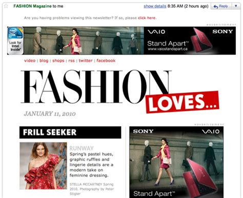 1000 images about fashion email newsletters on newsletter design email design and 1000 images about html emails on html email templates the chef and newsletter design