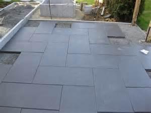 terrasse auf betonplatte terrasse erneuern vorher nachher
