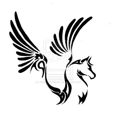 tribal tattoos types what type of pegasus are you playbuzz pegasus and