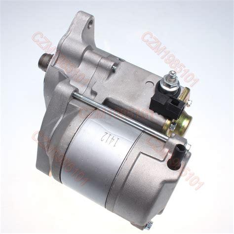 Alarm Motor Supra starter motor 29 70130 00 for diesel engine carrier supra