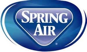 spring air active cool queen mattress pad 350 gsm white spring air mattress