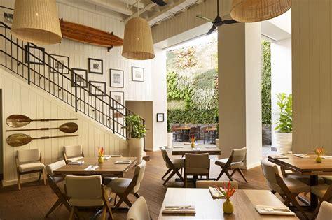 tommy bahama honolulu restaurant  waikiki  architect