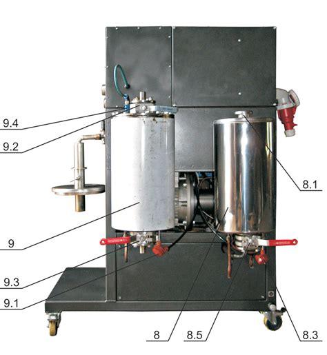 Uvb L by Laboratory Scale Foamed Bitumen Plant Type Uvb L Globecore