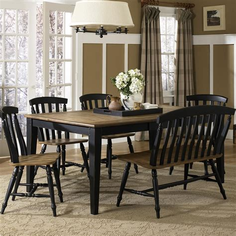 Liberty Dining Table Liberty Furniture Al Fresco Ii 641 Cd 6rts 6 Dining Table And Chairs Set Northeast
