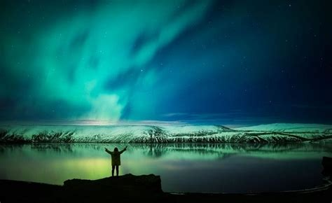 what are the best lights iceland northern lights holidays discover the world