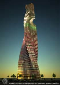 Building In Dubai Rotating Tower Dubai Uae Interesting Always