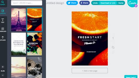design brief canva 5 great online tools for creating infographics insite media