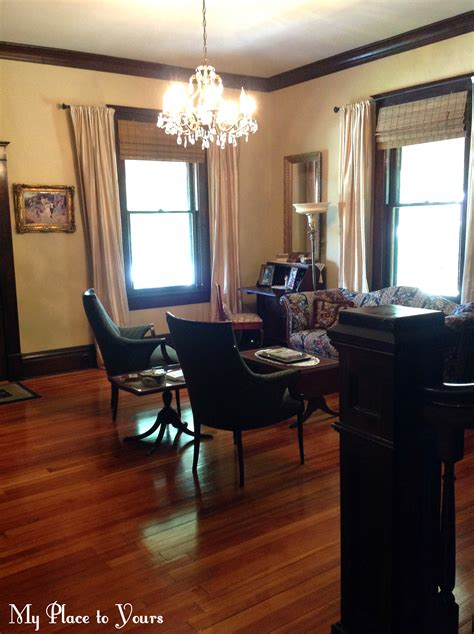 the living room house renovation story