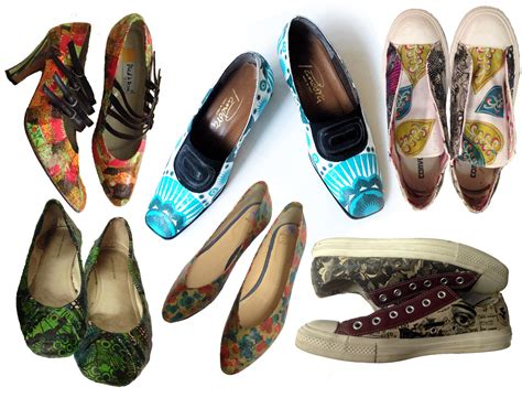 decoupage shoes tutorial shoe decoupage an advanced tutorial gabriela szulman art