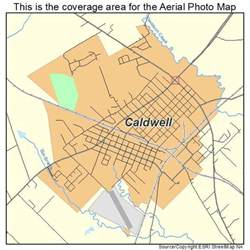 map of caldwell aerial photography map of caldwell tx