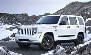 2012 Jeep Models 2012 Jeep Wrangler Arctic And Liberty Arctic Models Announced