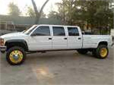 6 Door Chevy by 1997 Chevrolet 6 Door Dually 4wd For Sale 17 500 Or Best