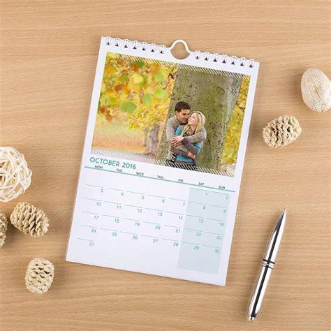 calendario da tavolo con foto calendario personalizzato con foto calendari da muro