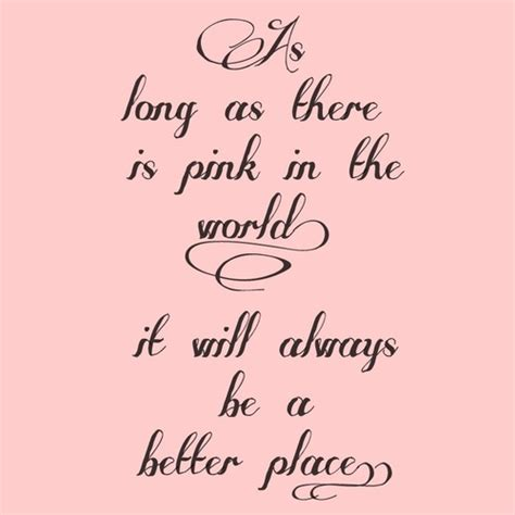 pink quotes think pink quotes quotesgram