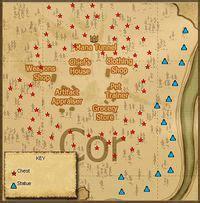 courcle artifactscourcle excavation maps mabinogi world wiki