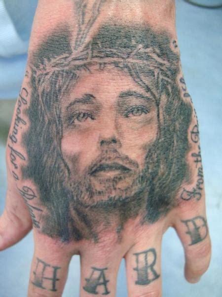 tattoo jesus cristo na mao tatuagem m 227 o jesus por dream masters