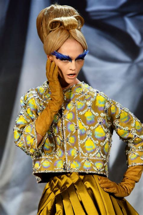 Styledash Is Your 2007 Holidays Haute by Christian Haute Couture Summer 2007 Soundtrack