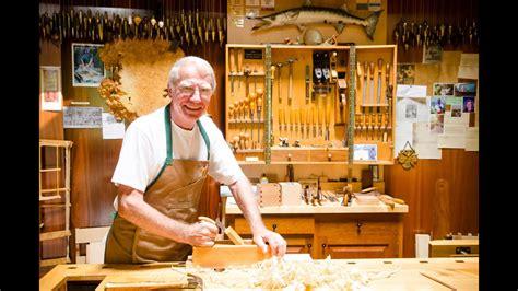frank klausz woodworking workshop youtube