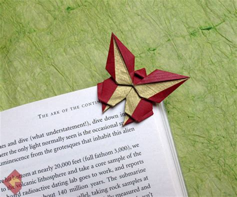 Origami Butterfly Bookmark - butterfly bookmark gregorigami grzegorz bubniak s