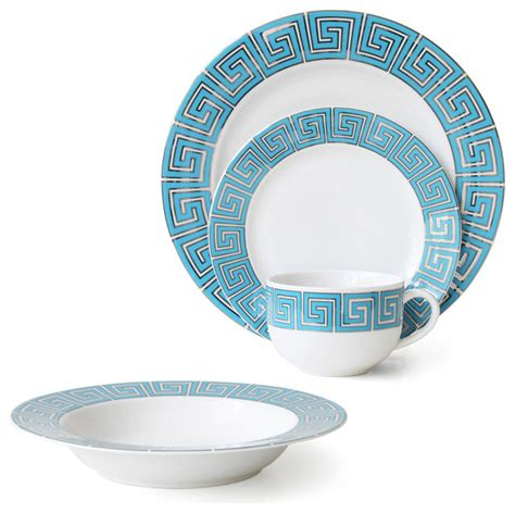 modern dinnerware sets key 4 setting modern dinnerware sets by