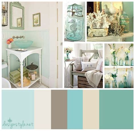 colours home decor vintage nouveau vintage colors beaches and brown