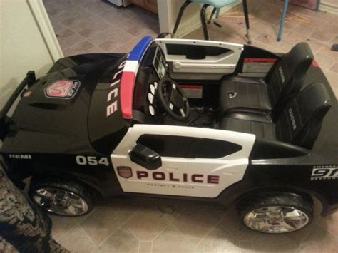 dodge charger car ride on car ride on power wheel for sale