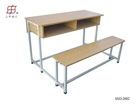 student bench school wooden students double desk bench sets buy wood