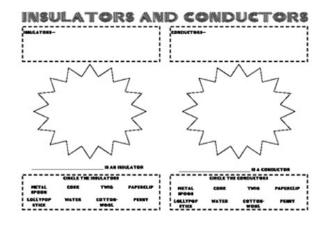 electrical conductors meaning in tamil this worksheet allows students to show their learning on insulators and conductors in the