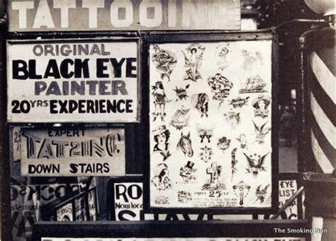 tattoo history in new york tattoo history a haven of ink is born on the bowery