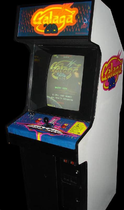 emuparadise arcade galaga 88 japan rom