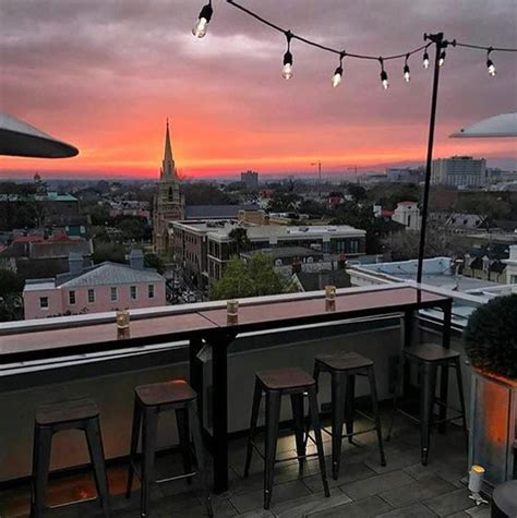 roof top bar charleston sc views from the 843 a few of the best rooftop bars in