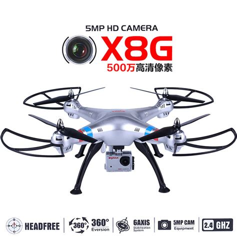 Drone X8g new arrival rc drone with 8 0mp 1080p hd syma x8g 2