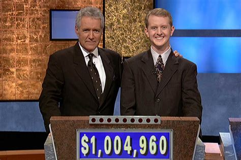How Much Money Did Ken Jennings Win - how much money can you win on jeopardy