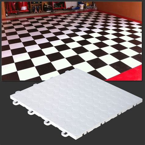 Interlocking Basement Floor Tiles Interlocking Floor Tiles 1 98 Each Basement And Garage Pinterest