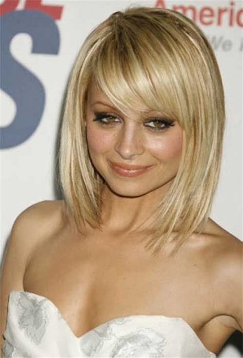 women hairstyles 2015 shorter or sides and longer in back 15 latest long bob with side swept bangs bob hairstyles