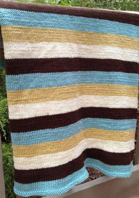 afghan knitting loom loom knit shawl striped afghan loom knitting