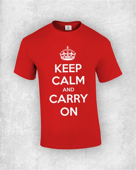 T Shirt Maker Keep Calm T Shirt Maker Soulay