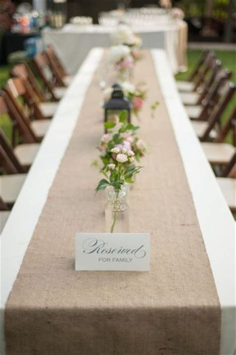 Table Runner Wedding by The World S Catalog Of Ideas