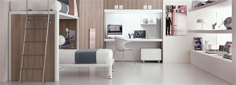 bedroom with study area designs new designs from italian company tumidei