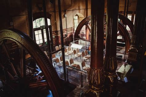 The Engine Room Leicester by City Council Launch Leicester Wedding Guide In Time For