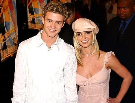 Britneys Trying To Call Justin by Justin Timberlake Denies That He Called A