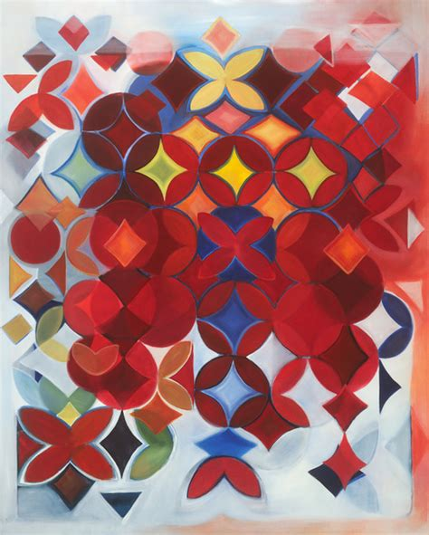 pattern recognition art mira hecht new work addison ripley fine art artsy