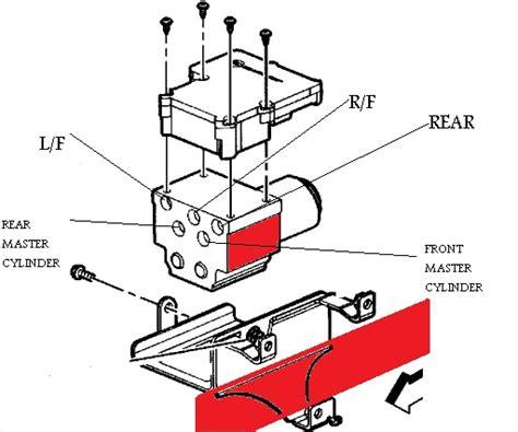 chevy silverado brake  diagram  diagram  student