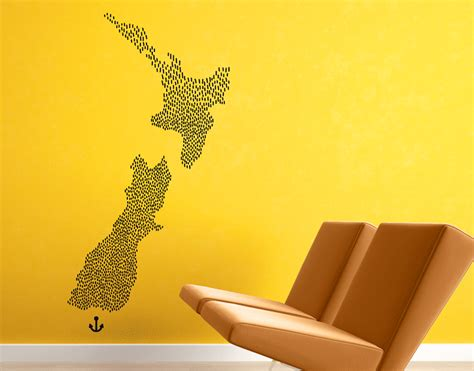 wall stickers nz new zealand lines and anchor your decal shop nz