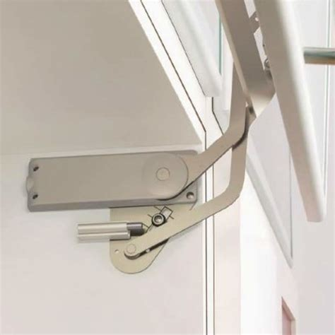 lift up cabinet door hardware sugatsune vertical swing lift up mechanism slun 3n