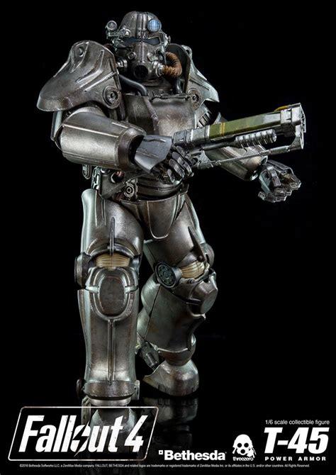 figure fallout 4 figurine de fallout 4 l armure assist 233 e t 45