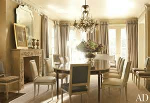 Dining Room Chairs Atlanta Traditional Dining Room By Suzanne Kasler Interiors Ad