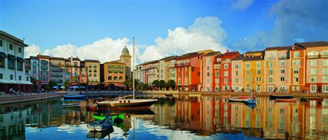 Orlando Luxury Resorts   Loews Portofino Bay at Universal Studios